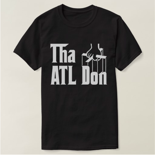 Image of Infamous-C - Tha ATL Don Black Tee