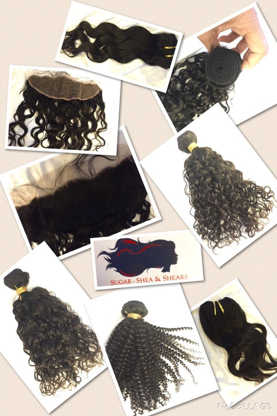 Image of Lace FRONTAL by Sugar-Shea & Shears