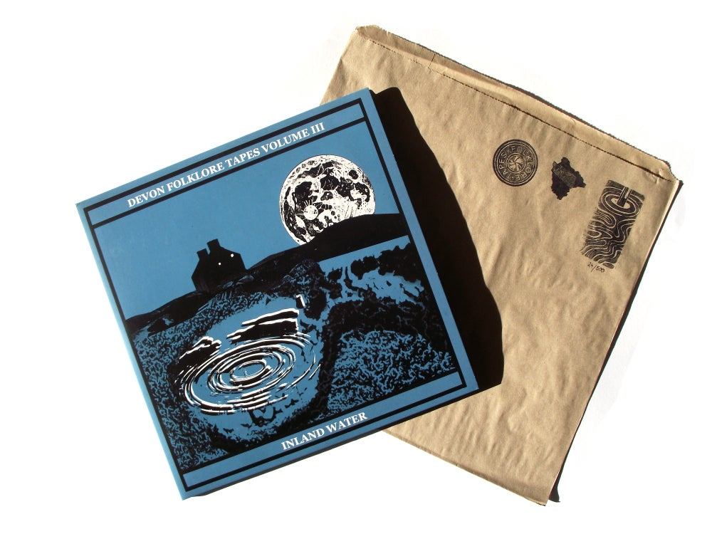 Image of Devon Folklore Tapes Vol.III - Inland Water