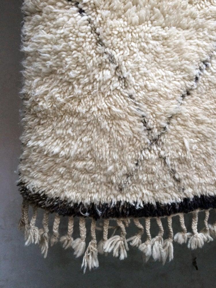 Image of R24 - Beni Ouarain rug