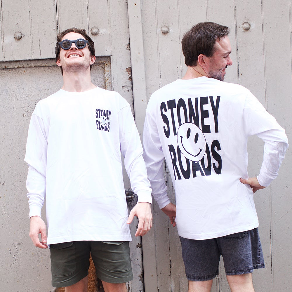Image of SMILEY LONGSLEEVE TEE