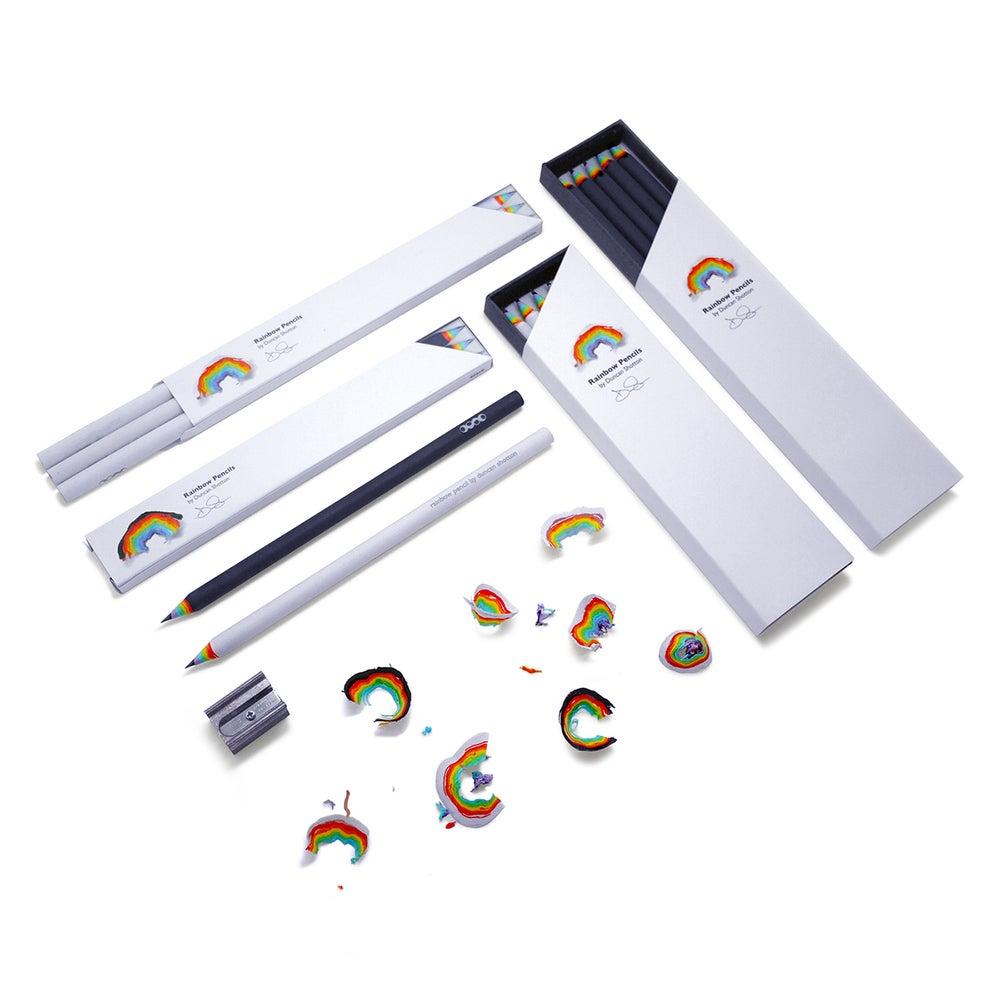 Image of Rainbow Pencils