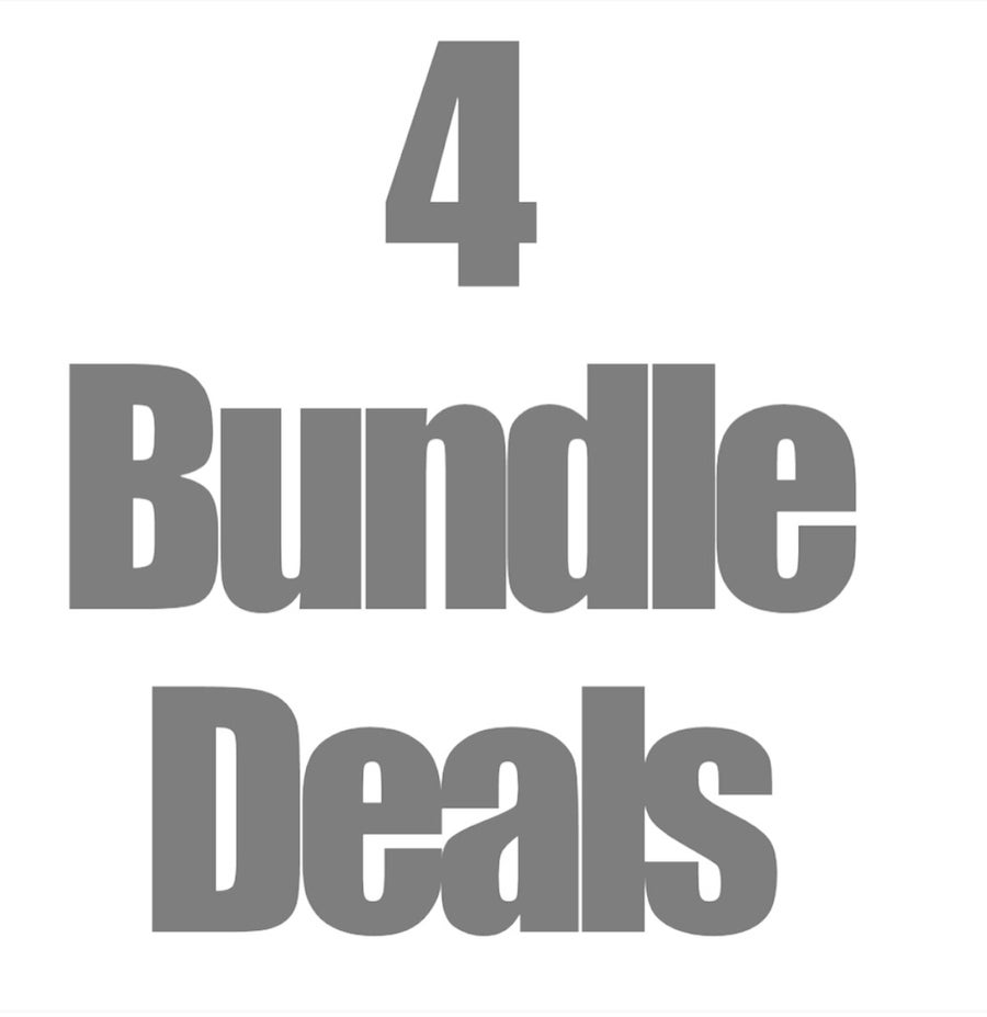Image of Four Bundle Deals