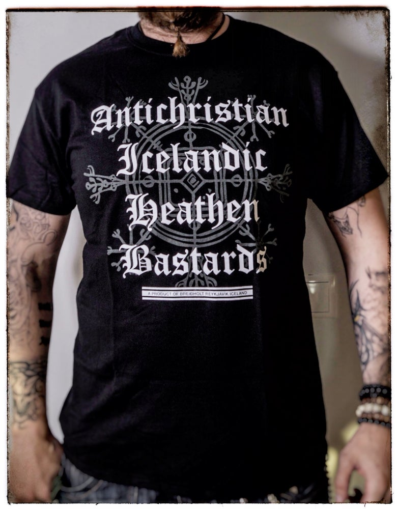 Image of A.I.H.B. •Antichristian Icelandic Heathen Bastards