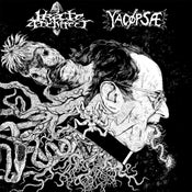 Image of YACOPSAE / IRATE ARCHITECT - SPLIT 10