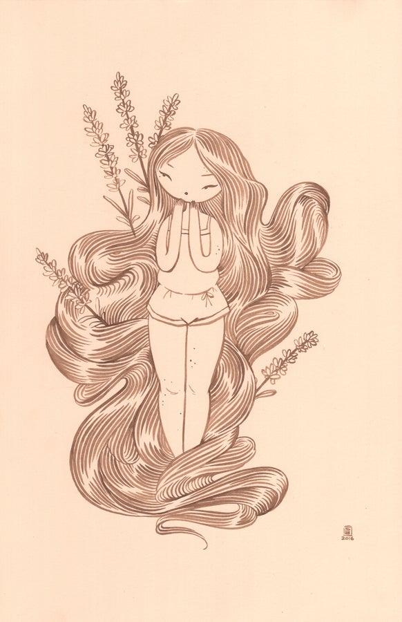 "Image of ""Lavender"" by Stasia Burrington"