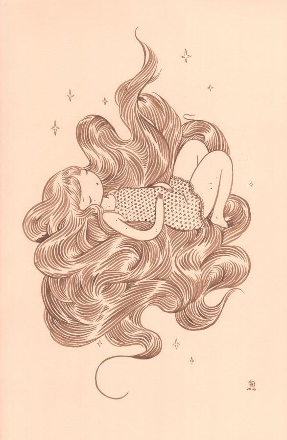 """Image of """"Night Sky"""" by Stasia Burrington"""