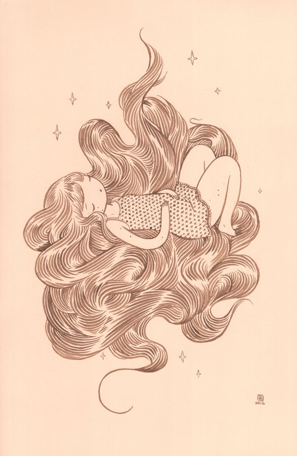 "Image of ""Night Sky"" by Stasia Burrington"