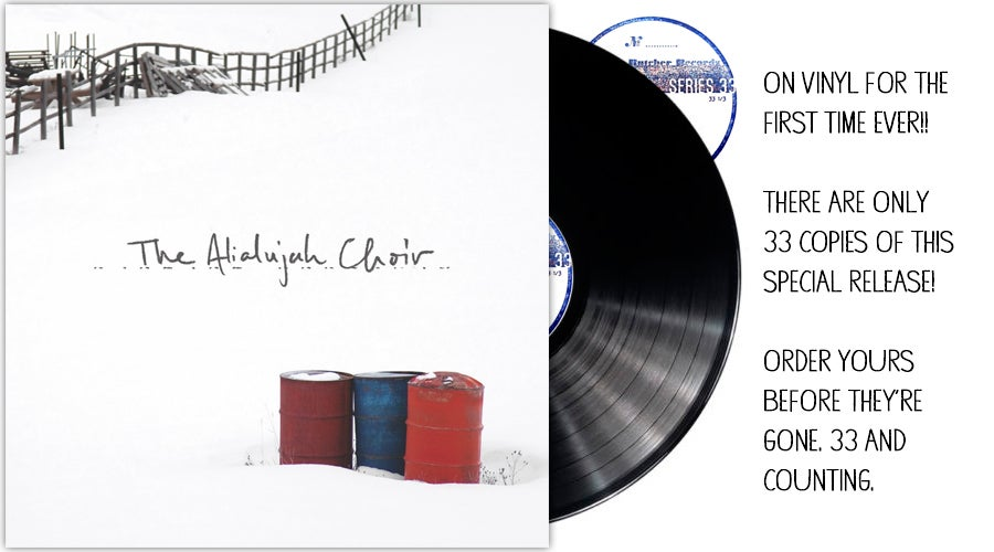 Image of THE ALIALUJAH CHOIR - FIRST VINYL RELEASE