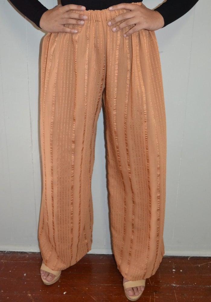 Image of Eclipse Pants (Earth Orange).