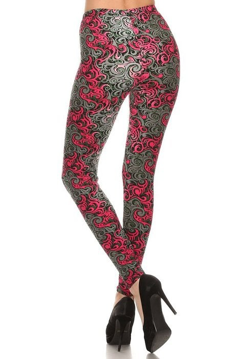 Image of Roxy - Pink & Gray
