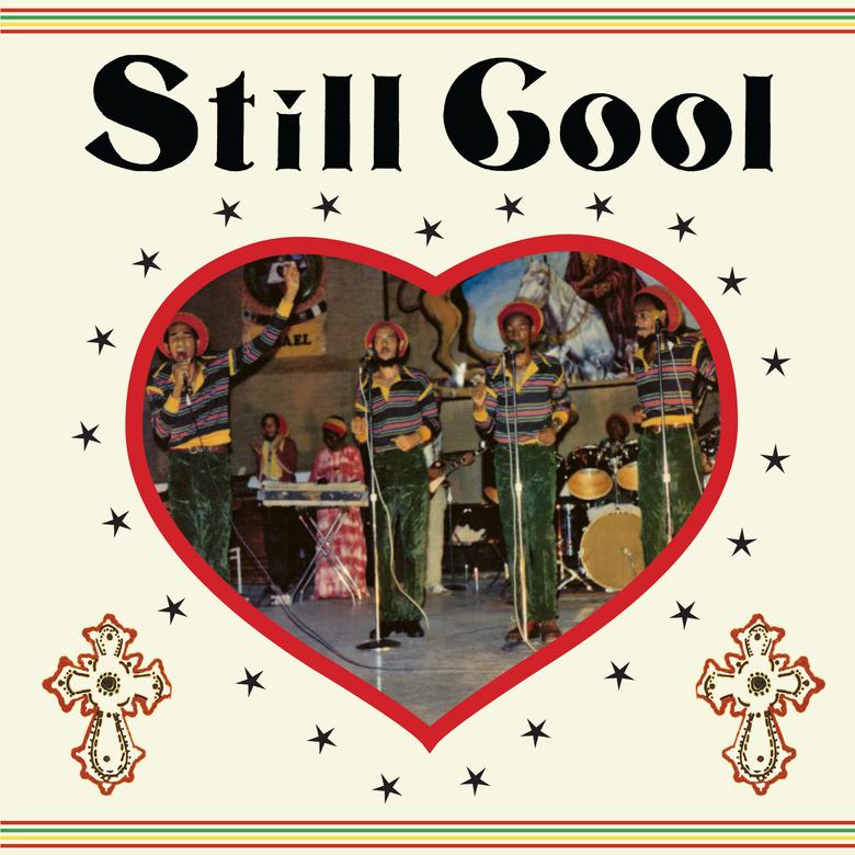 Image of Still Cool - self-titled LP / CD (Uprising)