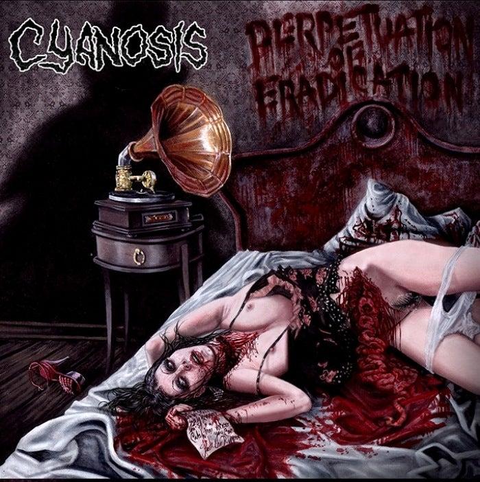 Image of Cyanosis - Perpetuation of eradication