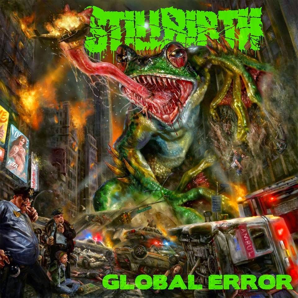 Image of Stillbirth - Global error