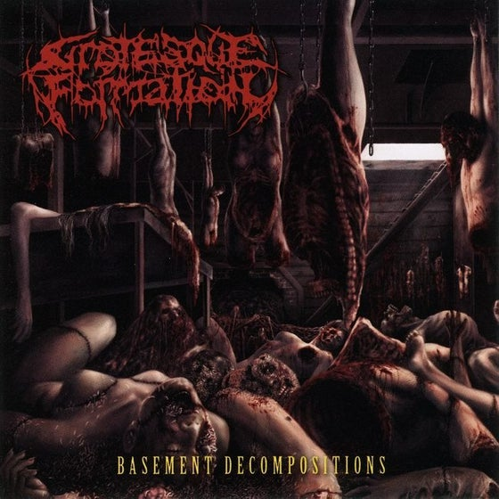 Image of Grotesque Formation - Basement decompositions
