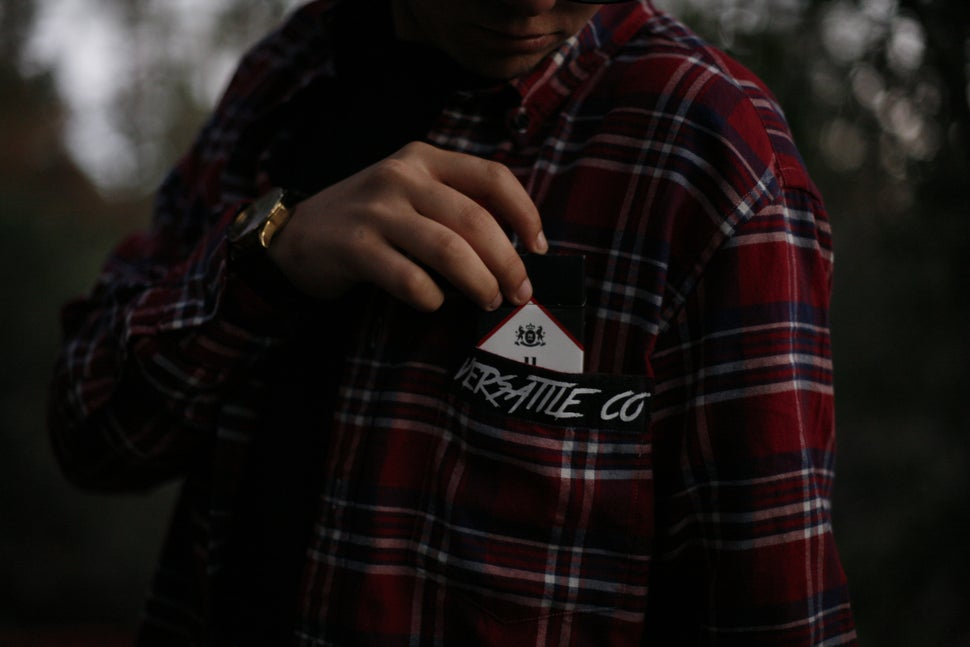 Image of VER$A Red Flannel