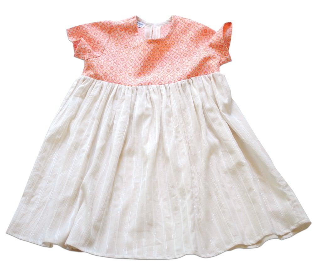 Image of Robe FLAMANT ROSE