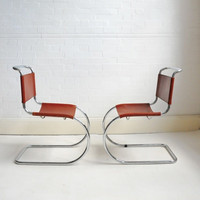 Image of MR533 Side Chairs (2 available)  SALE Was £265