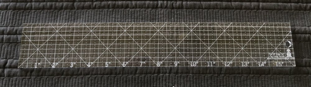 """Image of The QP Edge 16"""" straight ruler"""