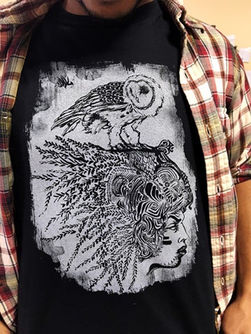Image of Owl shirt