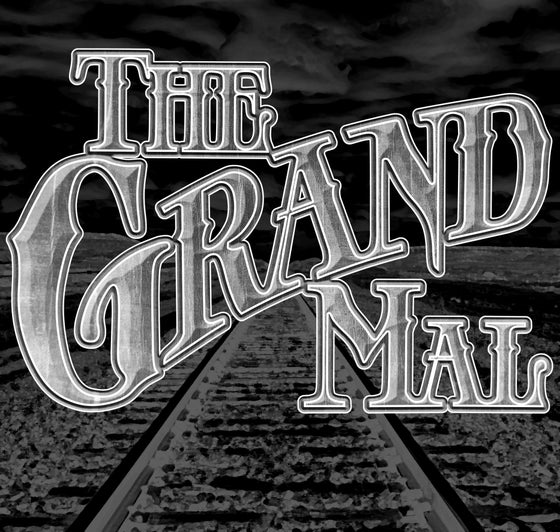 Image of The Grand Mal - 'EP' CD and Patch