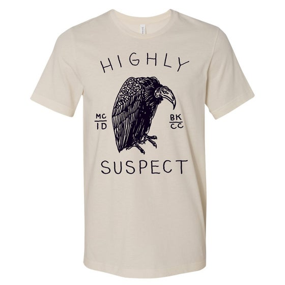 Image of Vulture Tee - Natural