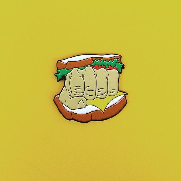 Image of Knuckle Sandwich