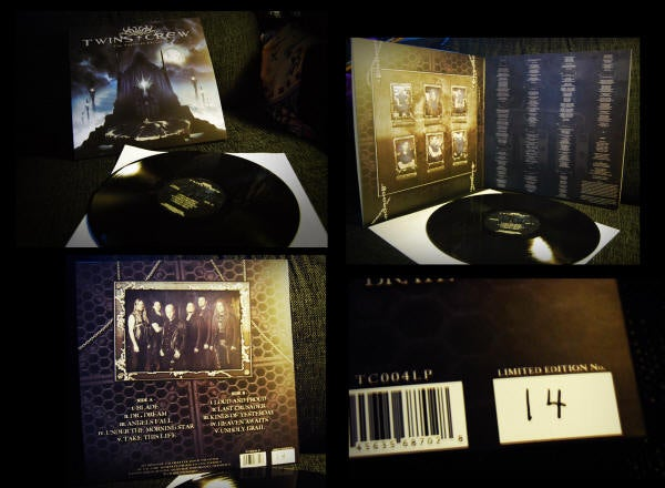 Image of The Northern Crusade 180 G vinyl *LIMITED EDITION*