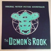 Image of The Demon's Rook Soundtrack Limited Edition (Gold w/Black splatter) 103 Copies (sold out)