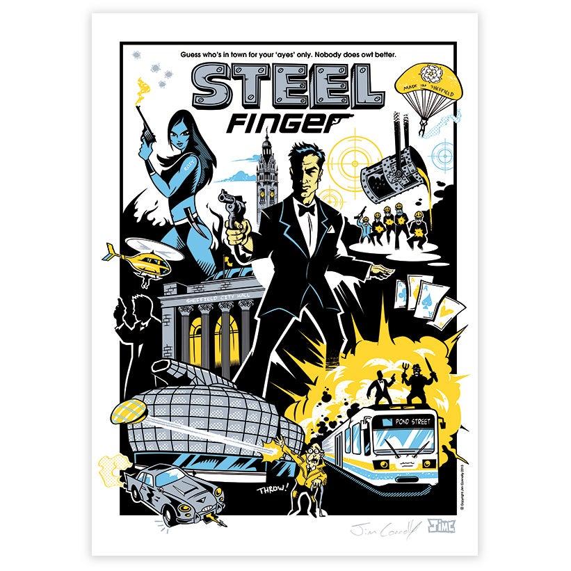 Image of Steel Finger