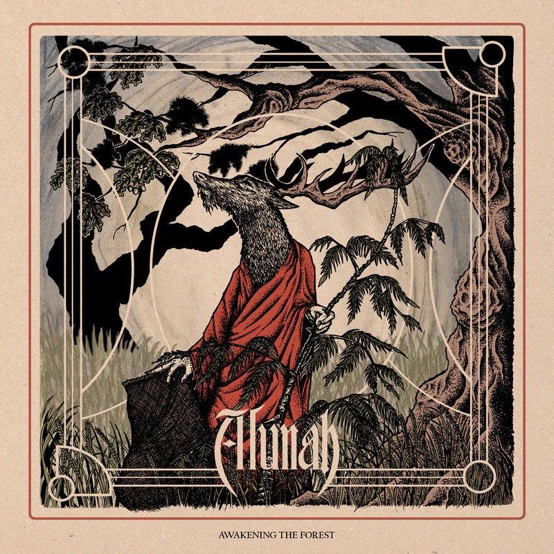 Image of Alunah - Awakening The Forest [LP]