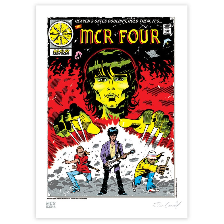 Image of The MCR Four