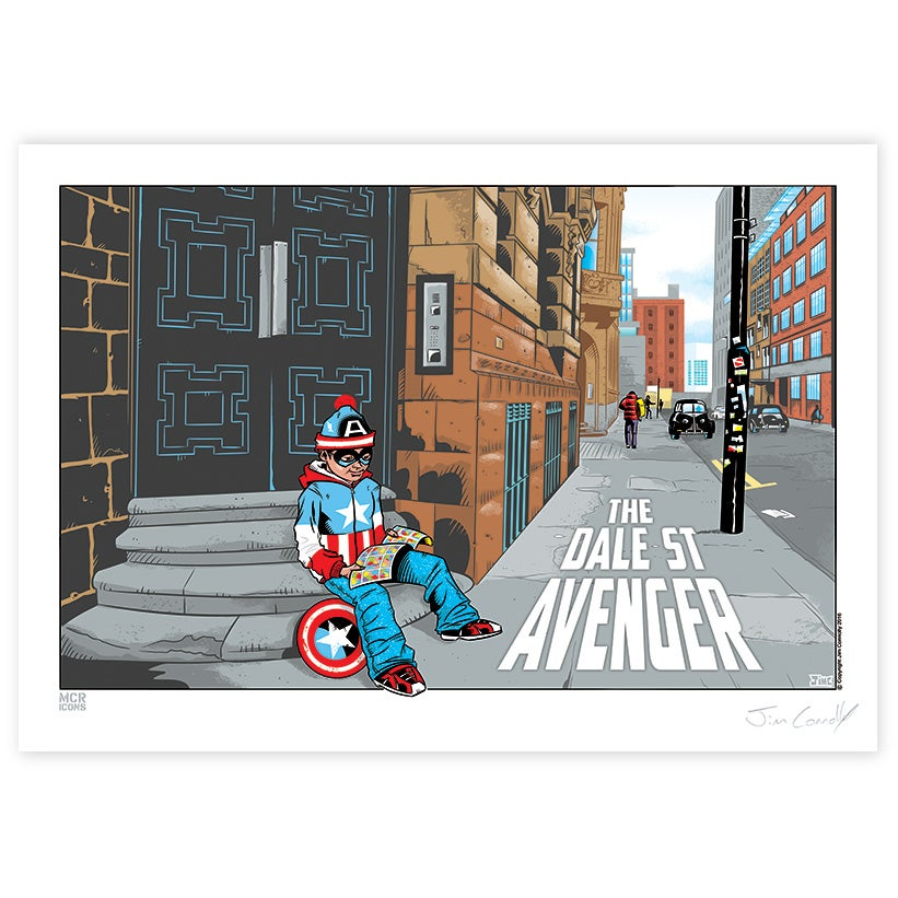 Image of The Dale Street Avenger
