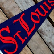 Image of St. Louis Pennant