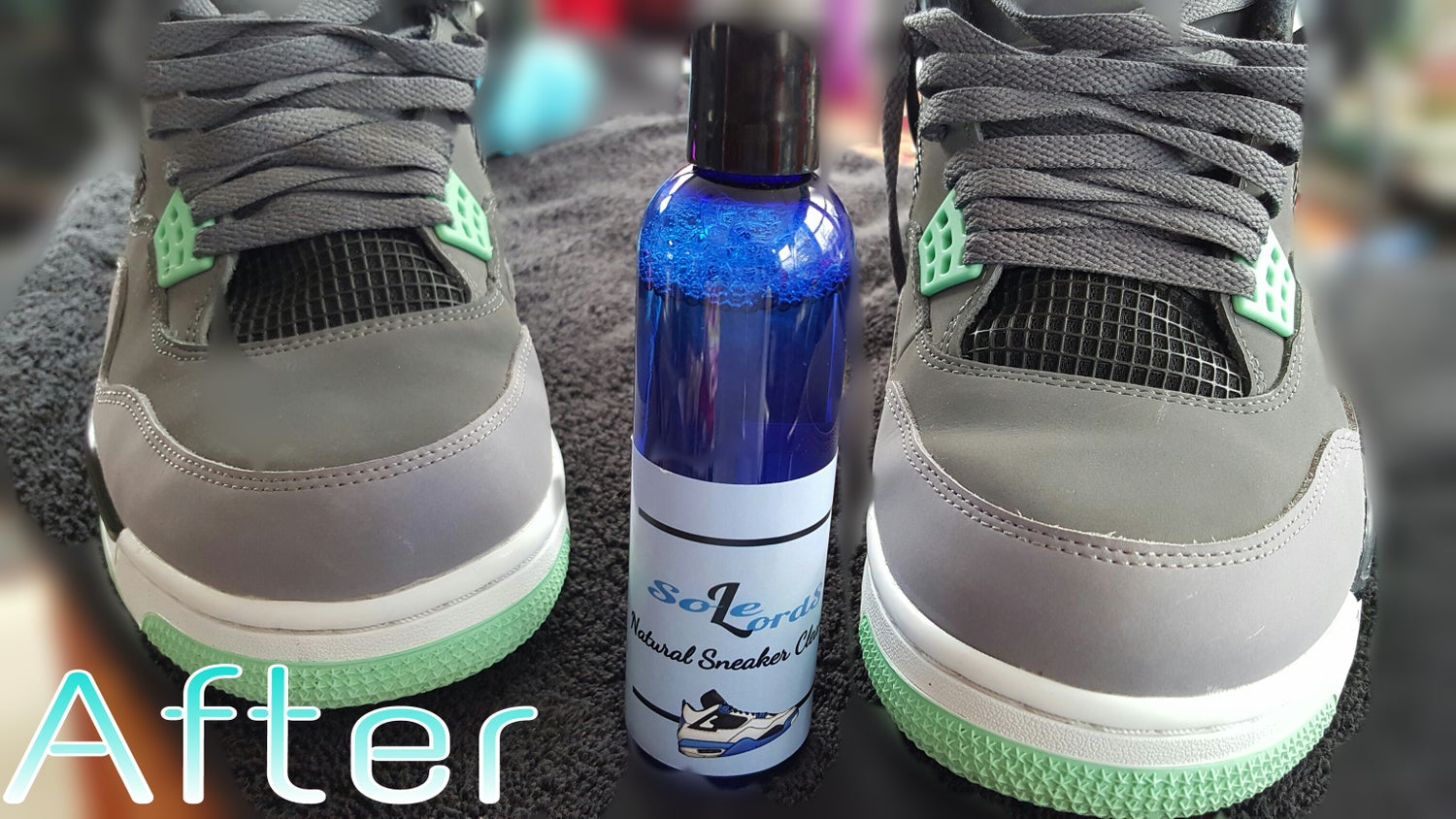Image of Sole Lords Natural Cleaner Kit