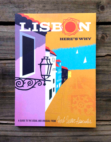 Image of Lisbon: here's why - Map