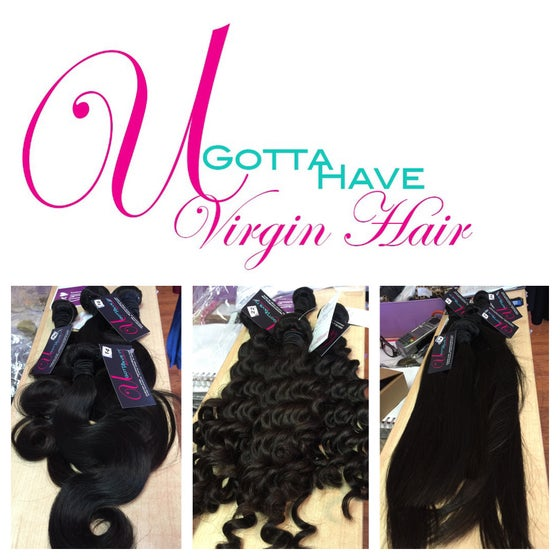 Image of U GOTTA HAVE VIRGIN HAIR (24 INCH OR 26 INCH) UNPROCESSED 7A GRADE BUNDLE