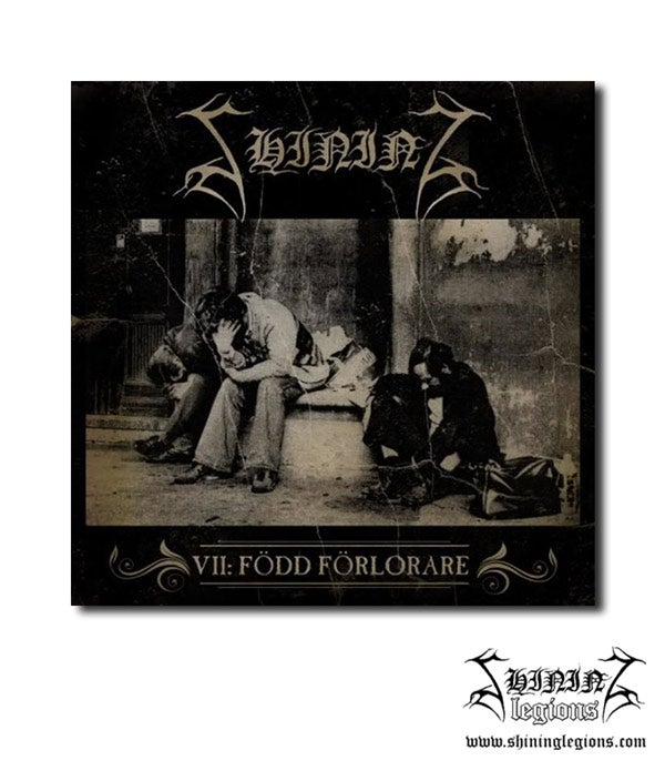"Image of Shining ""VII / Född Förlorare"" CD - ALSO AVAILABLE SIGNED"