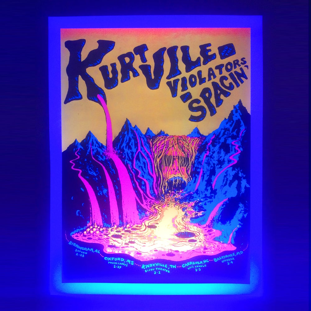 Image of Kurt Vile/Spacin' Blacklight