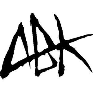 Image of ABK Logo Vinyl Sticker