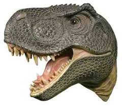 Image of T-Rex Wall Plaque