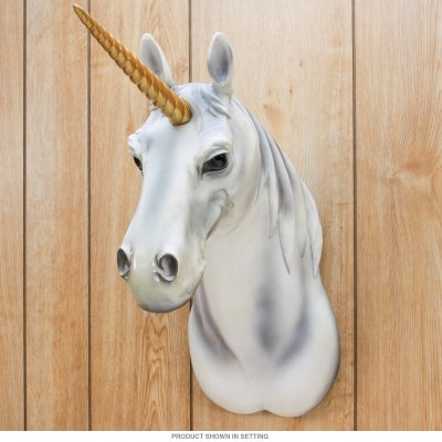 Image of Unicorn Wall Plaque