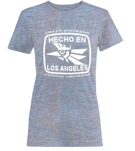 Image of Hecho en Los Angeles - Womens Tee
