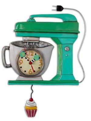 Image of Vintage Mixer Clock