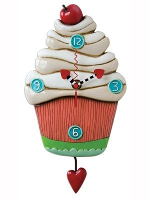 Image of Cupcake Clock