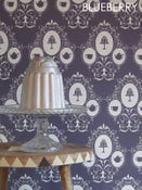 Image of Wallpaper Sample: Afternoon Tea