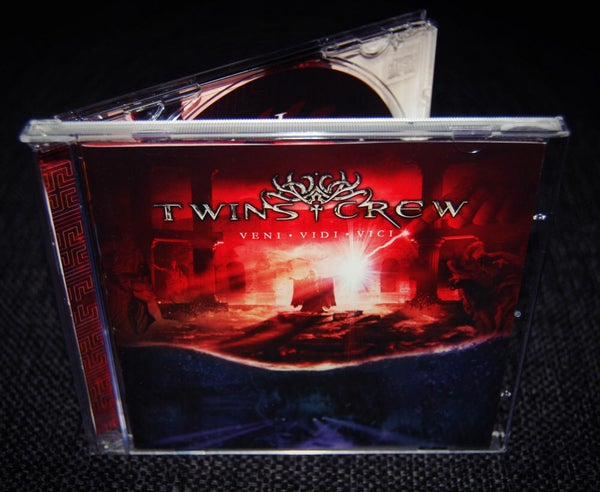 Image of Veni, Vidi, Vici ,  CD Jewel Case
