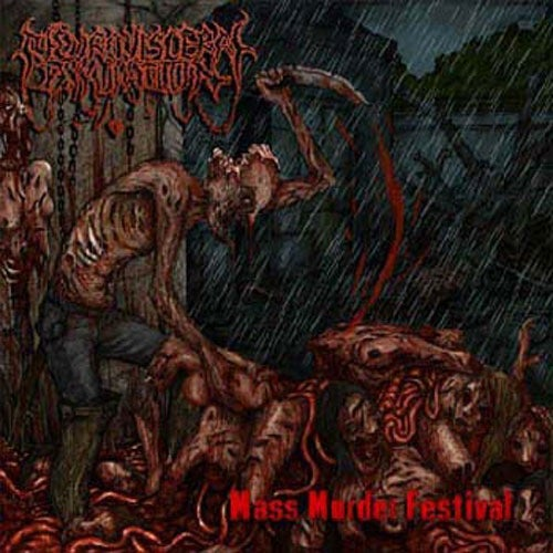 Image of Neuro Visceral Exhumation - Mass murder festival