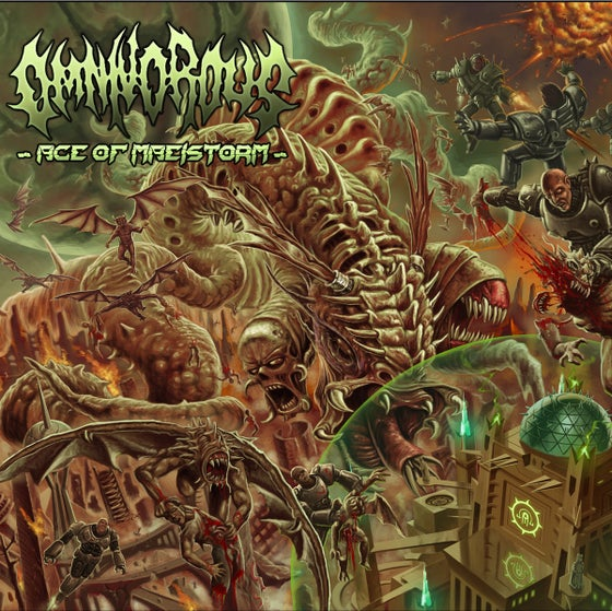 Image of Omnivorous - Age of maelstrom