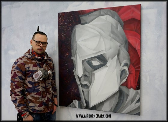 Image of Origami Spartan
